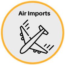 Logistics Software - Air Imports