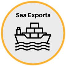 Logistics ERP - Sea Exports