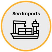 ERP Logistics - Sea Imports